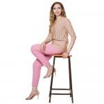 PINK COTTON  SAMERY  PANT FOR WOMEN  JAIPUR